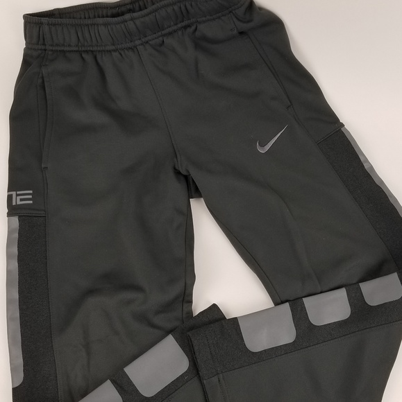 Nike Other - BOYS NIKE ELITE THERMA-FIT PANTS SZ SMALL